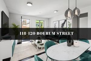 RENTAL BUILDING: 118-120 BOERUM STREET