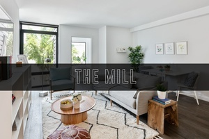 RENTAL BUILDING: THE MILL