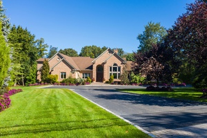 Stunning Brand New 2020 Renovated Custom Colonial in Woodbury Situated on 1 Acre+ Sprawling Resort Like Grounds