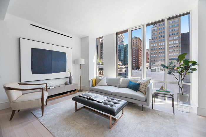 Introducing Tribeca Rogue - Full-Floor 2 bed Residence