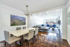 9BC is an impeccably renovated four bedroom, two bathroom corner apartment with dual exposures, south and west.