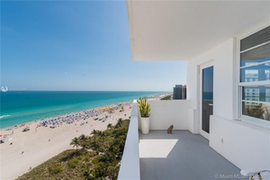 Ocean View Condo in Miami Beach