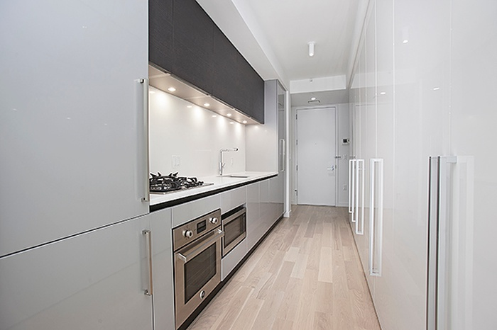 converted one bedroom in Hell's kitchen for sale