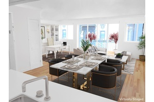 Nolita Convert 3 BR Condo with 2 Terraces and Chef's kitchen