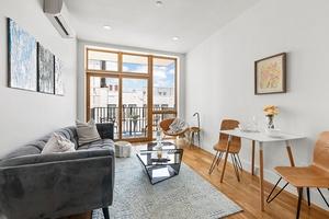 Bushwick's Premier New One Bedroom Residence