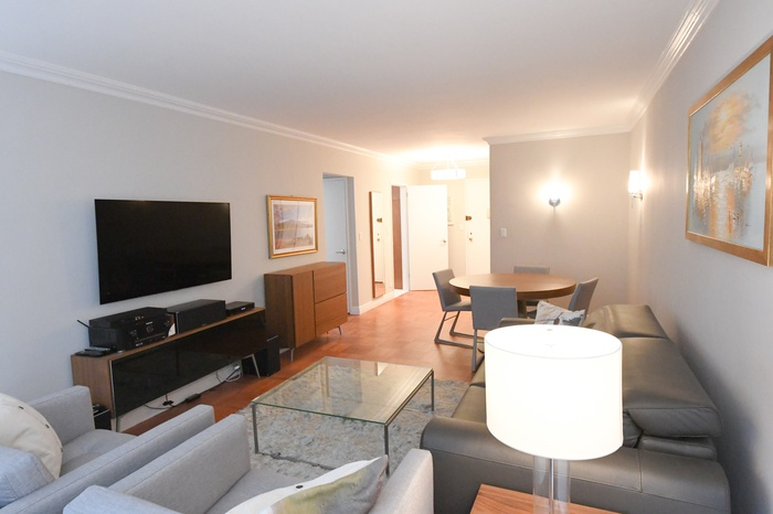 No Fee-Furnished or Unfurnished One Bedroom at the Sutton Manor