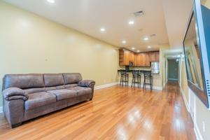 Stunning Floor-Thru 3BR, 2BA Apartment located in Downtown Hoboken NJ.  Washer/Dryer In Unit!