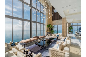 PENTHOUSE at The Mansions at Acqualina | The World's Finest Residences