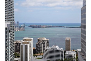 Miami Waterfront from Brickell's Reach