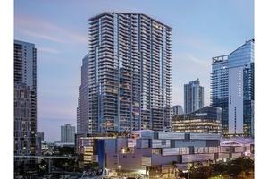 WATERFRONT VIEW |  Downtown Miami