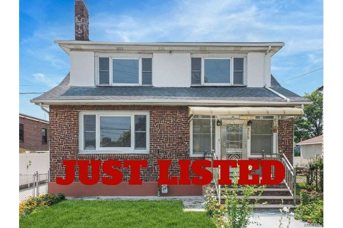 Just Listed Front of House