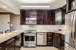 Renovated 2 Bed, 2 Bath in the highly sought after Towers at Water's Edge.