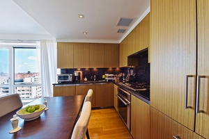 Central Park Converted One Bedroom in Full Service Building