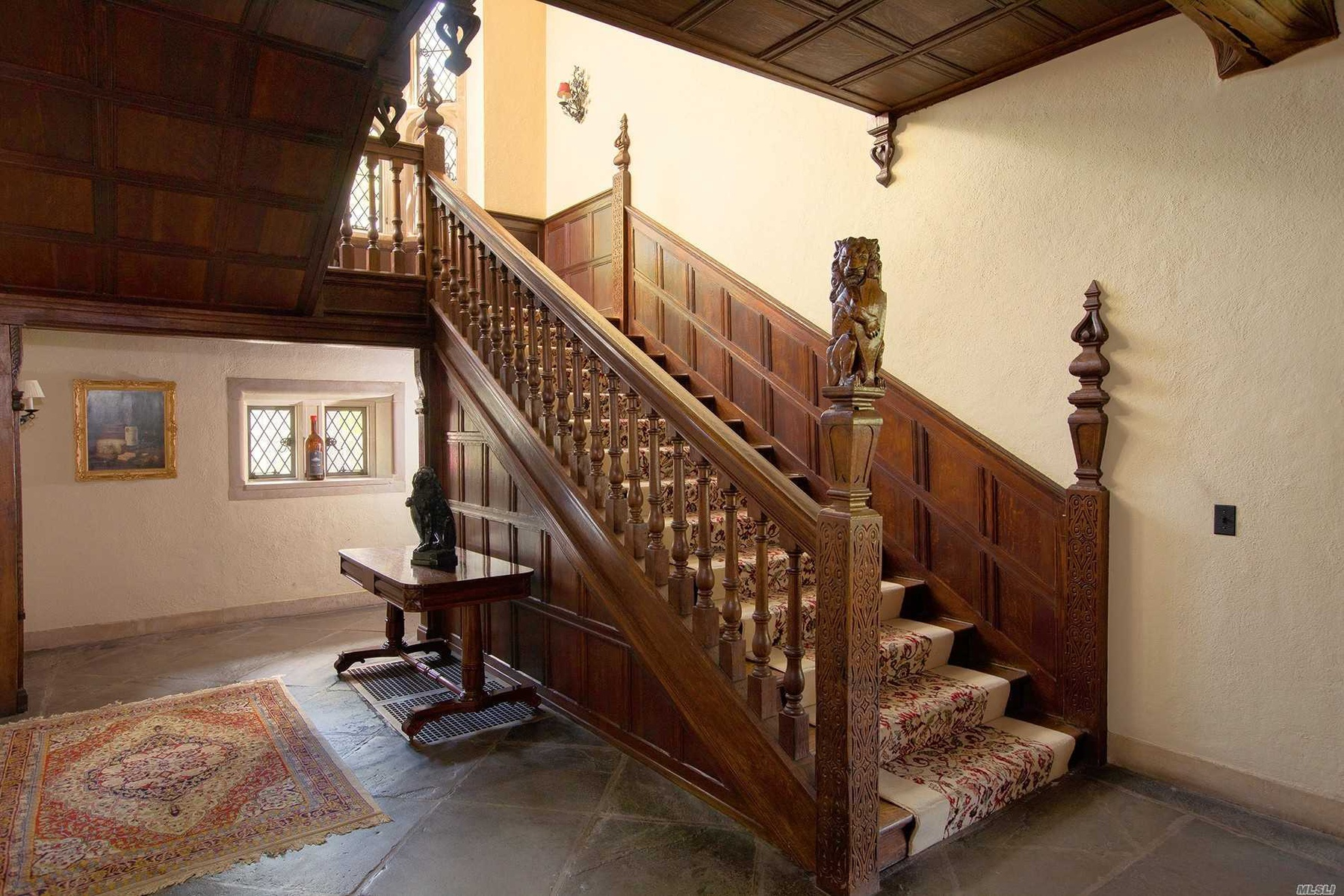 Main Stair Hall