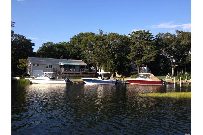 James Creek Dock