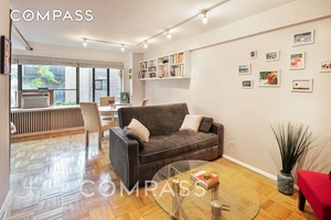 Motivated seller ! This bright and quiet alcove studio feels like a house !