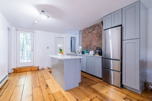 Stunning Pre War 2 Bedroom Apartment located in Downtown Jersey City w/ Private Terrace!  New Renovation! Original Hardwood Floors!