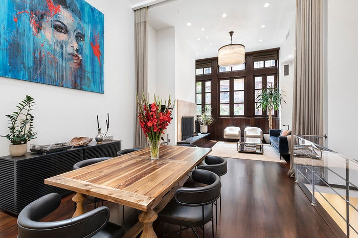 Stunning Duplex Condo with 20-ft Ceilings in Gramercy Park!
