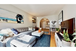 Welcome home to Lafayette Gardens, a green post war co op featuring a two sided private courtyard, part time doorman, attached garage and a perfect location right next to the ...