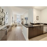 LUXURIOUS NO FEE | 1 BED/ 1 BATH APARTMENT IN FINANCIAL DISTRICT BUILDING | DOORMAN | DECK | FITNESS CENTER
