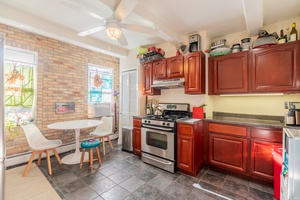 Floor-Thru Modern 1Bed/1Bath W/ Walk In Closet/Home Office Minutes from Grove Street Path Downtown Jersey City! 1 Parking Spot Included! Free Laundry and Storage On Site!