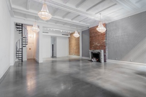 Palatial Duplex Layout + Private Planted Garden + Key to Gramercy Park