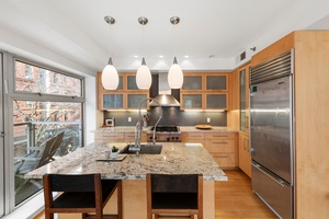 A Luminous 2 Bed 2.5 Bath Condo with 2 Private Outdoor Spaces