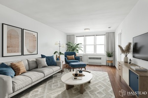 Enjoy Ditmas Park living in this upper floor two bedroom in one of the neighborhood's premier co ops, nestled amongst the Victorian homes of Brooklyn's best small town.
