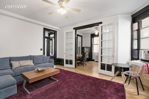 BETWEEN COLUMBIA UNIVERSITY AND RIVERSIDE PARK Right across from Columbia University's front gates, this renovated 2 bedroom with 1 bathroom cooperative is available for sale in one of the area's ...