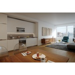 NO FEE, 1 BR Apartment in Luxury Financial District Building, Yoga Studio on Site