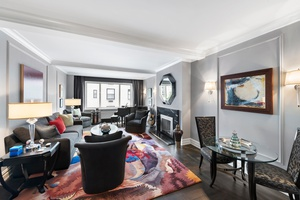 Stunning 2 Bedroom Cooperative Apartment On Fifth Avenue By Central Park