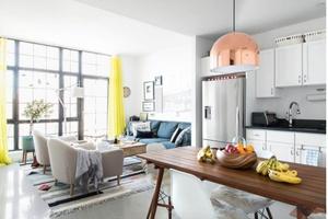 No Fee - XLarge One Bedroom w/ Balcony & Parking For Rent in Bushwick, Brooklyn
