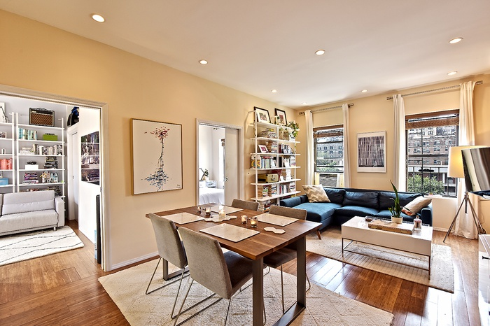 Upper West Side Two Bedroom Penthouse Oasis