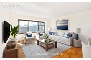 You won't find better views of Queens than from this top floor 1 bedroom unit in Queensview.