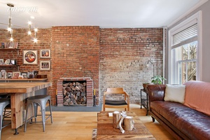Fantastic opportunity to create your dream home on Cobble Hill's finest block !