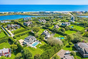Bridgehampton Contemporary Masterpiece
