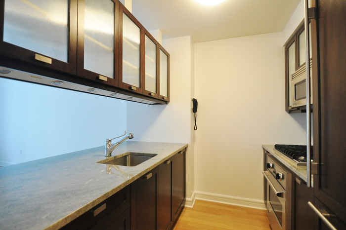 Large 1 Bedroom with a Home Office/Den & huge Walk-in-Closet at The Rushmore!