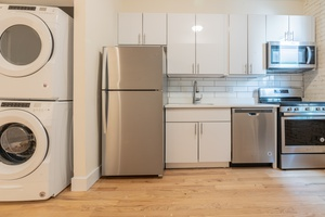 Stunning 2BR Open Layout across the street from Journal Square Path Station! On Site Super, Laundry On Site!