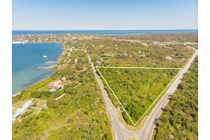 Undeveloped Land Opportunity with water views