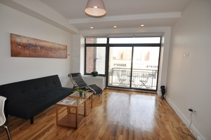 Sunny 1Bedroom with Large private balcony