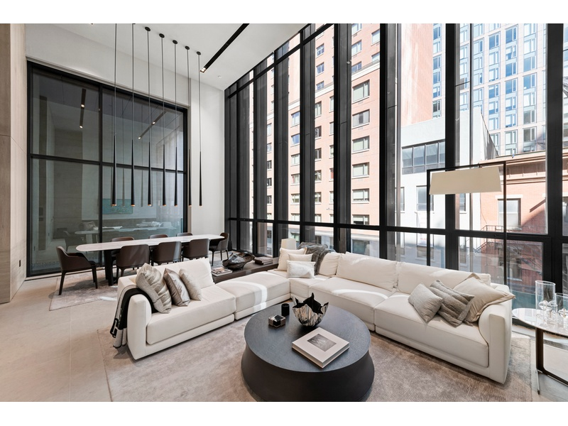 View of a premium view, Park Avenue Room - Picture of New