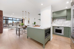 Luxury awaits in this breathtaking two bed, two bath penthouse!
