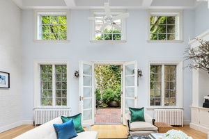 Rare Chelsea Carriage House is Luxury Reimagined