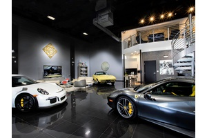 Miami Loft Suites| Luxurious Monster Garage