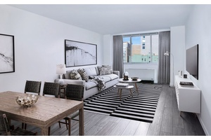 No Fee, 1  Bed/1 Bath in Amenity Filled Luxury East Village Apartment Building, W/D in Unit