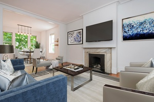Elegant 2bed Townhouse Rental - West Village