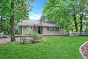 Rustic Expanded Ranch in Dix Hills