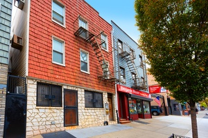 3 unit mixed use building in prime Williamsburg