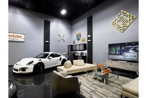 Miami Luxury Loft Office Space| Exotic Car Garage
