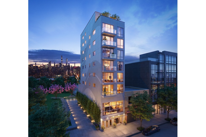 THE FLOW HOUSE *NEW DEVELOPMENT IN LIC